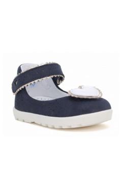 Детские туфли для девочек кожа, стелька B-FRESH Bartek р. 19, 20, 21, 22, 23, 24