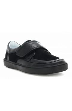 Детские туфли для мальчиков кожа, стелька из кожи, Bartek р. 27, 28, 30, 31, 32