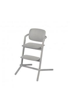 Детский стул Cybex Lemo Wood Storm Grey