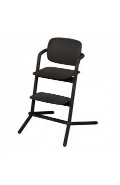 Детский стул Cybex Lemo Wood Infinity Black