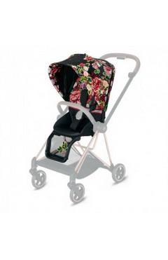 Комплект текстиля для коляски Cybex Mios Spring Blossom Dark