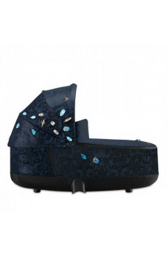 Люлька Cybex Priam Lux R Jewels of Nature dark blue