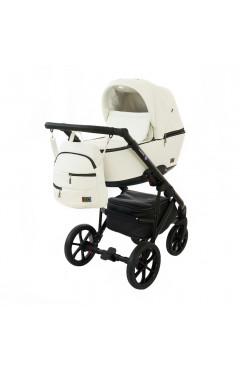 Универсальная коляска Broco Smart 2 в 1 28-2300 White
