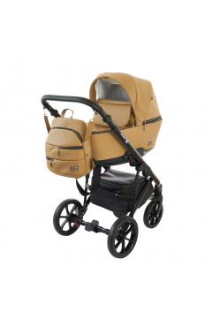 Универсальная коляска Broco Smart 2 в 1 39 brown