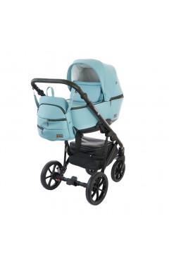 Универсальная коляска Broco Smart 2 в 1 9-20 Blue