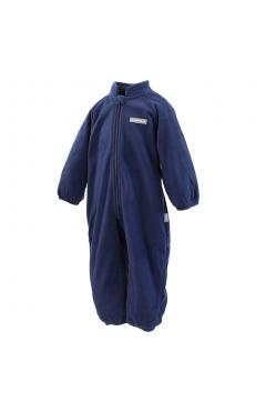 Детский комбинезон для мальчика ROLAND, утепленный, флис, синий, р. 74,86,98,110,116,Huppa Эстония