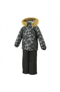 Зимний комплект для мальчика,140, Huppa Эстония