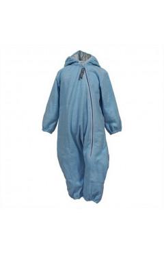 Детский комбинезон для мальчика DANDY, с капюшоном, утепленный, флис, голубой, р. 62,68,74,86 Huppa Эстония