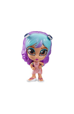 Игровой набор с куклой и косметикой 2 в 1 Instaglam S1 – ХЕЙЛИ