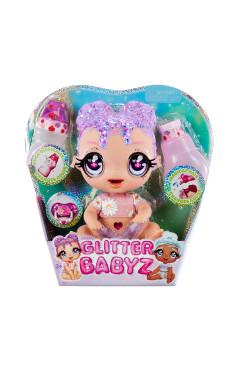 Игровой набор с куклой GLITTER BABYZ - ЛИЛИЯ
