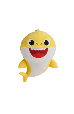 Интерактивная мягкая игрушка BABY SHARK - МАЛЫШ АКУЛЕНОК
