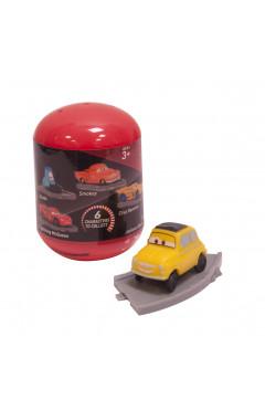Машинка в капсуле серии CARS 3 (в диспенсере, 6 видов)