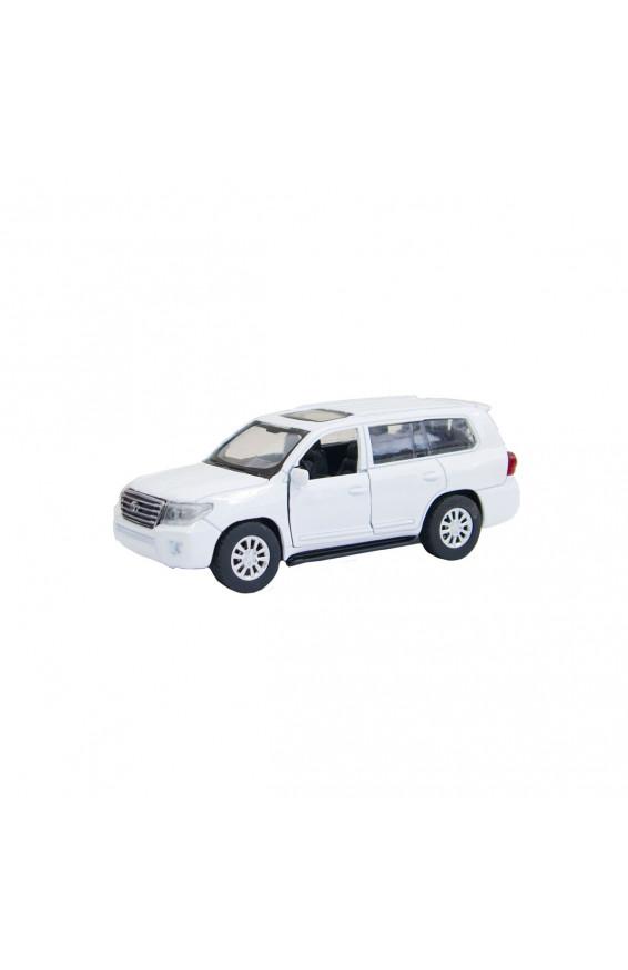 Автомодель - TOYOTA LAND CRUISER, для мальчиков, cruiser-wt(fob)