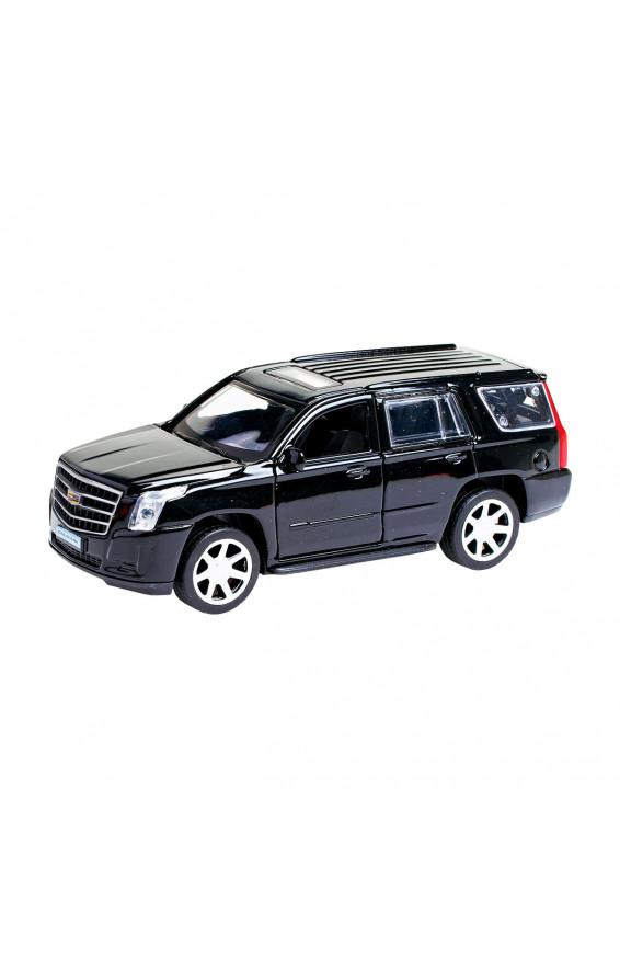 Автомодель - CADILLAC ESCALADE (черный, 1:32), для мальчиков, escalade-bk