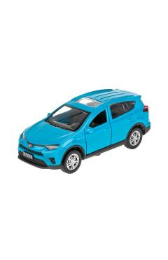 Автомодель - TOYOTA RAV4 (синий)