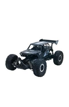 АвтомобильOFF-ROADCRAWLERнар/у–SPEEDKING(черныйметаллик,метал.корпус,аккум.6V,1:14)