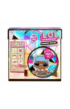 Игровой набор с куклой L.O.L. SURPRISE!