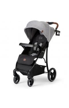 Прогулочная коляска Kinderkraft Cruiser LX Gray (KKWCRLXGRY0000)