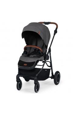 Прогулочная коляска Kinderkraft All Road Ash Gray (KKWALROAGR0000)