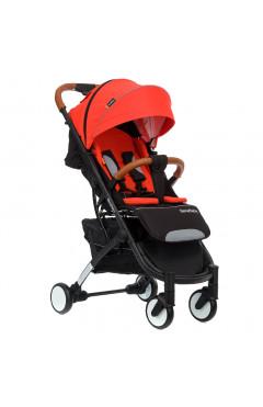 Bene Baby D200 красная на черной раме