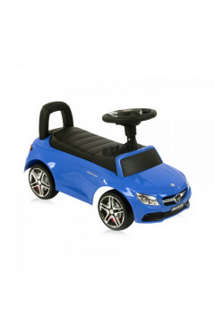 Машинка-каталка Lorelli MERCEDES-AMG C63 Coupe (blue) звуковые эффекты, синий
