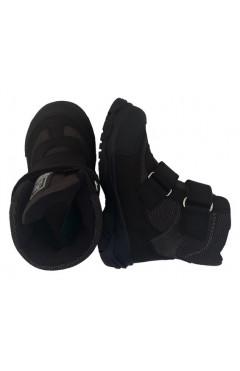 Детские ботинки ортопедические, для мальчика, зима, кожа, мех, Minimen р.26,27,28,29,30,31,32,33,34,35,36