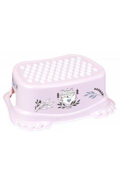Подставка Tega Little Fox (plus baby) PB-LIS-006 нескользящая 130 light pink
