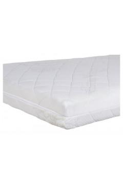 Матрас Солодких Снів Clima Comfort Elite - 10 см. (кокос, полиуретан, кокос)  белый