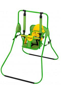 Качель Babyroom Casper  зеленый-желтый
