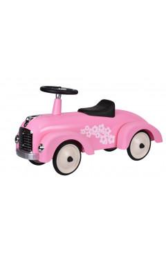 goki Толокар  Ретро машина (розовая)
