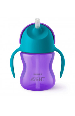 Avent Чашка с трубочкой (210 мл. 9+) [SCF796 / 02]