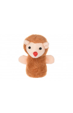 goki Набор кукол  для пальчикового театра - Ёжик