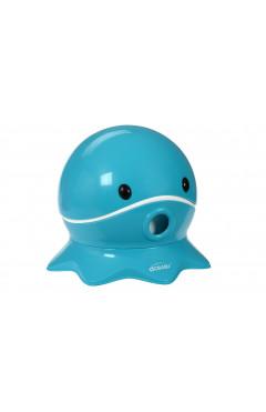 Same Toy QCBABY Детский горшок - Осьминог (бирюзовый)