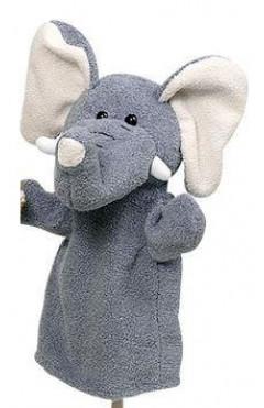 goki Кукла-перчатка - Слон