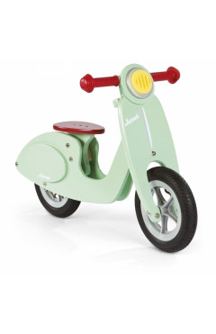 Janod Толокар - Ретро скутер (мятный)