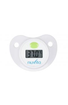 Nuvita Пустышка-термометр 0м+