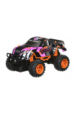 New Bright Машинка на р/у GRAFFITI TRUCK 1:24 Violet