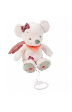 Nattou с музыкой мышка Валентина (28 см)