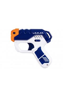 Silverlit Lazer M.A.D Игрушечное оружие Lazer M.A.D. Black Ops (мини-бластер, мишень)