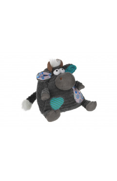 Same Toy Корова/Бык (серый) 18см
