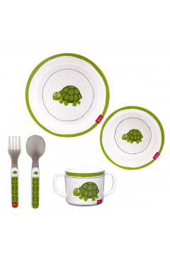 sigikid Набор посуды Черепаха
