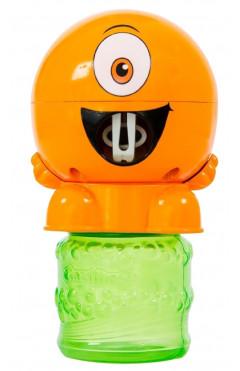 Gazillion Мыльные пузыри Gazillion Чудик, непроливайка р-р 59мл, оранжевый