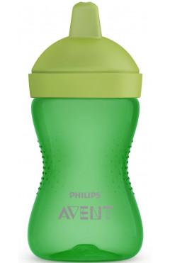 Avent Чашка-непроливайка, с твердым носиком, 18мес+, 300 мл[SCF804/03]