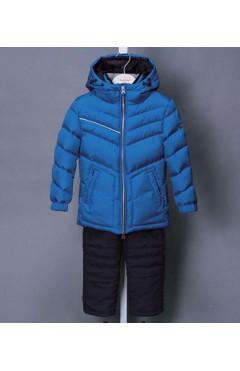 Зимний комплект для мальчика: куртка, штаны
