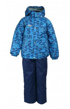 Зимний комплект куртка и штаны для мальчика