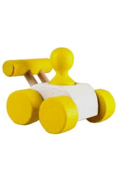 Машинка деревянная