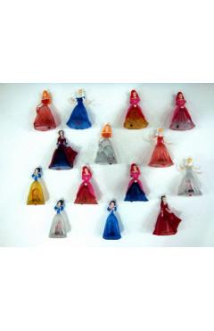 Фигурка принцессы с подсветкой