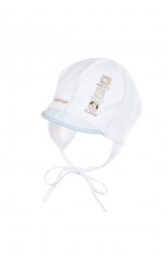 Летняя шапка для мальчика