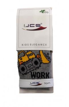 Перчатки с флис. подкладкой для девочки