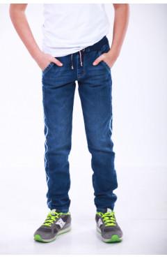 Джоггеры для мальчика (джинс)